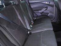 FORD FOCUS 1.6 125 ZETEC 5DR POWERSHIFT Auto (silver) 2014