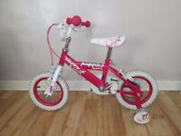 Kids Girls First Bike £20.00