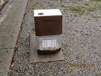 Calor butane gas heater