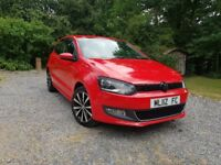 VW POLO 1.2 2011 LOADS OF EXTRAS