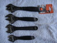 Bahco adjustable spanners shifters all new £15 EACH