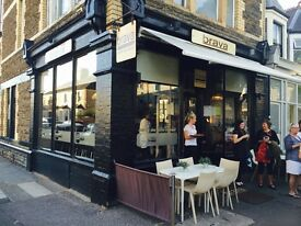 Bistro/Cafe/Grill Chef - Small independent bistro/cafe - Homemade food - Great team