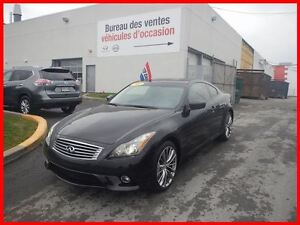 2012 Infiniti G37 Coupe xS SPORT AWD LOW MILEAGE IMPECCABLE BEST