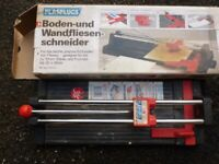 FOR SALE PLASPLUGS PRO TILER FLOOR AND WALL TILE CUTTER