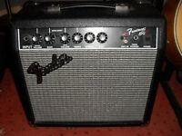 fender frontman 15g amp new condition