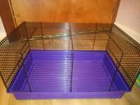 Pets at Home small wire hamster cage