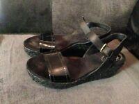 Clarks Sandals (Size 7)