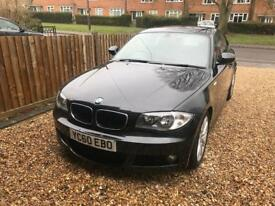 BMW 1 series coupe 120d msport