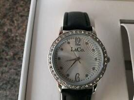 Ladies Watch and bracelet