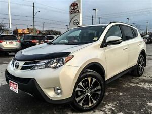 2015 Toyota RAV4 XLE AWD+XTRA WARRANTY+MORE!