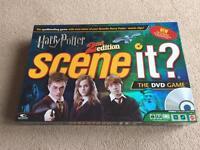 2nd Edition Harry Potter Scene It