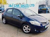 TOYOTA AURIS 1.3 TR VVT-I 5d 101 BHP A GREAT EXAMPLE INSIDE AND (blue) 2011