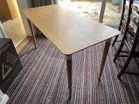 Ikea desk / table (width 650 x length 1.400 height 730)
