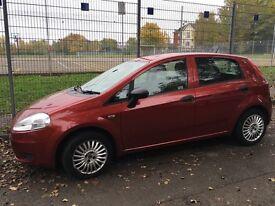 Fiat Punto Grande 1.2 petrol