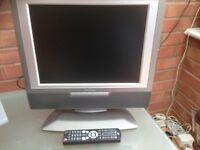 """Venturer 15"""" LCD TV/DVD"""