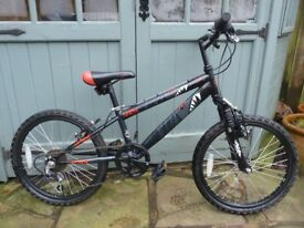 CHILDS MOUNTAIN BIKE SUIT CHILD 5-8 YEARS EXCELLENT CONDITION