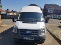 2007 ford transit 6 speed manual mwb high roof