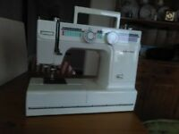 Sewing machine Janome £55 all attachments good condition Ramsgate 01843587493