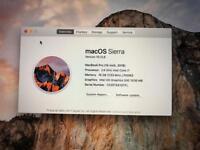 MacBook Pro 15 inch Retina (late 2017)