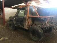 Land Rover discovery 1 trayback SWAPS