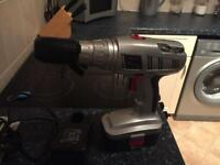 Rechargeable Power Drill & Screwdriver
