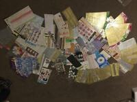 Card making clear out