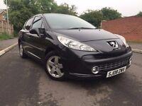 2008 08 Peugeot 207 * 1.4 petrol Sport * Low Miles * Long MOT * C Category