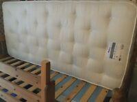 Relyon Ultima pocketed sprung single mattress