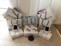 Genuine Pandora Gift Bags & Boxes