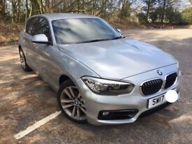 BMW One Series 118i Automatic 2017 New Shape New Car