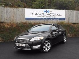 FORD MONDEO 2.0 TITANIUM 140 TDCI 5d 140 BHP NEW MOT AND SERVI (black) 2010