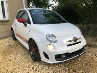 Fiat 500 Abarth 1.4 Turbo 2009