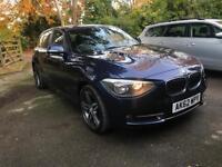 BMW 118i 2012, MOT 31/10/1018, just had major service, 28k miles