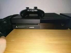 Xbox one 1TB & all Games inc.