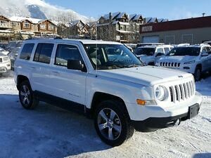 2016 Jeep Patriot High Altitude Leather Sunroof *Canmore Chrysle