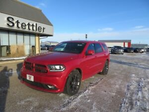 2017 Dodge Durango R/T HEMI!! NAV!! NAPPA LEATHER!! SUNROOF!