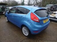 FORD FIESTA - CK61XAX - DIRECT FROM INS CO