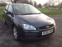 Ford focus 1.6 2005 55 with lots of of history not astra, golf, a3, megane, 307