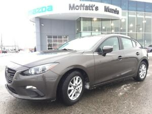 2016 Mazda Mazda3 GS GS HEATED SEATS, BACKUP CAM, BLUETOOTH,...