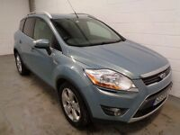 FORD KUGA 2.0 TDCI, 2009/59LOW MILES, YEARS MOT+HISTORY, FINANCE AVAILABLE, WARRANTY,GREAT CONDITION