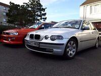 BMW 318TI E46 Compact SPARES OR REPAIR