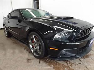 2013 Ford Mustang GT ROUSH RS3 FASTER THEN A SHELBY