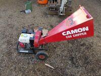 CAMON C50 WOOD CHIPPER