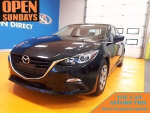 2015 Mazda MAZDA3 GX! BLUETOOTH! FINANCE NOW!