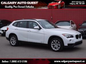 2014 BMW X1 xDrive28i AWD/ LEATHER / MUST SEE