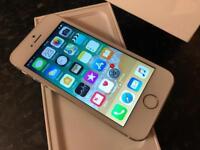Apple iPhone 5s silver 16GB unlocked