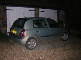 Beloved Automatic Renault Clio