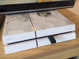 PlayStation 4 Destiny Limited Edition