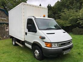 Iveco Daily Luton 2002