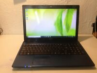 Very cheap and fast lovely blue colour i3 laptop /ram 4gb /full package office 2013 professional